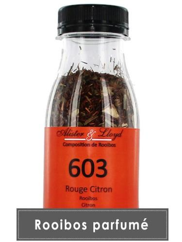 Infusion Rooibos Rouge Citron