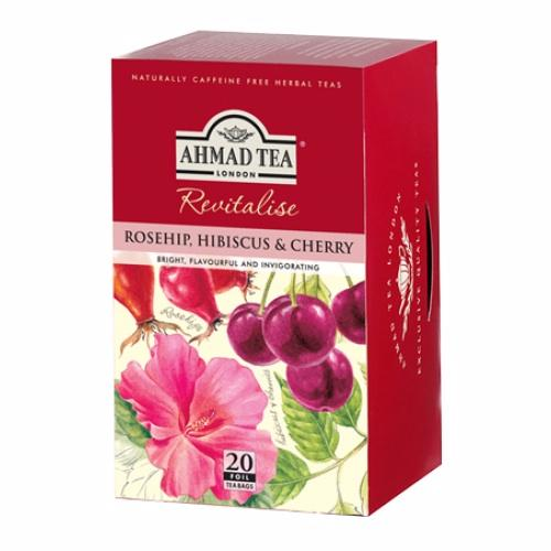 infusion d'hibiscus