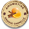Arabica aromatisé Orange et Cannelle