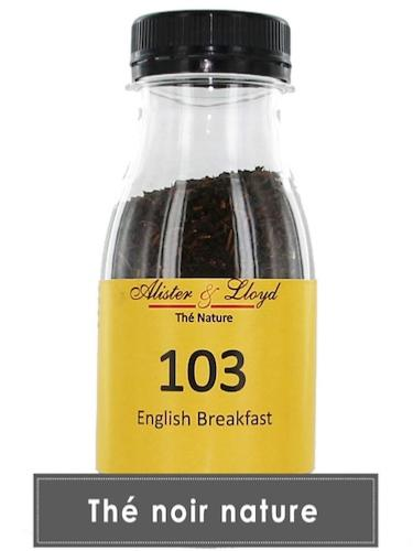 Thé nature English Breakfast