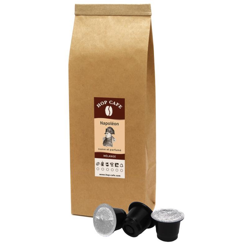 Caf 233 Lungo En Capsules Pour Nespresso M 233 Lange Napol 233 On