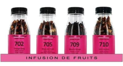 Sélection de 4 Infusions de Fruits Alister & Lloyd